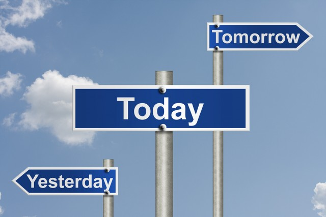 Yesterday Today And Tomorrow >> Yesterday, Today and Tomorrow - Empowered with Purpose Blog