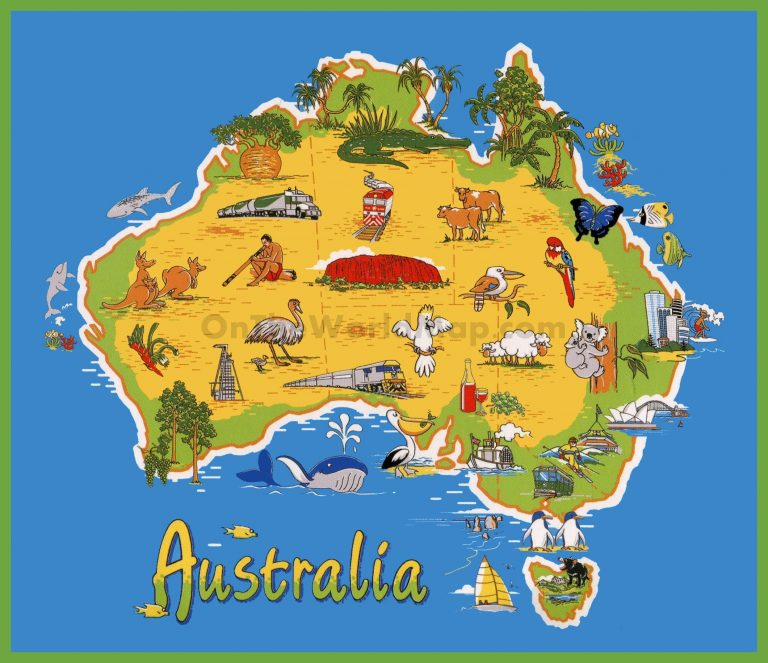 I Would Love to Vacation in Australia!